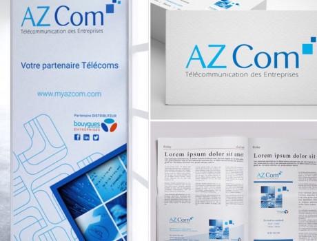 AZ Com - Bouygues Telecom Entreprises