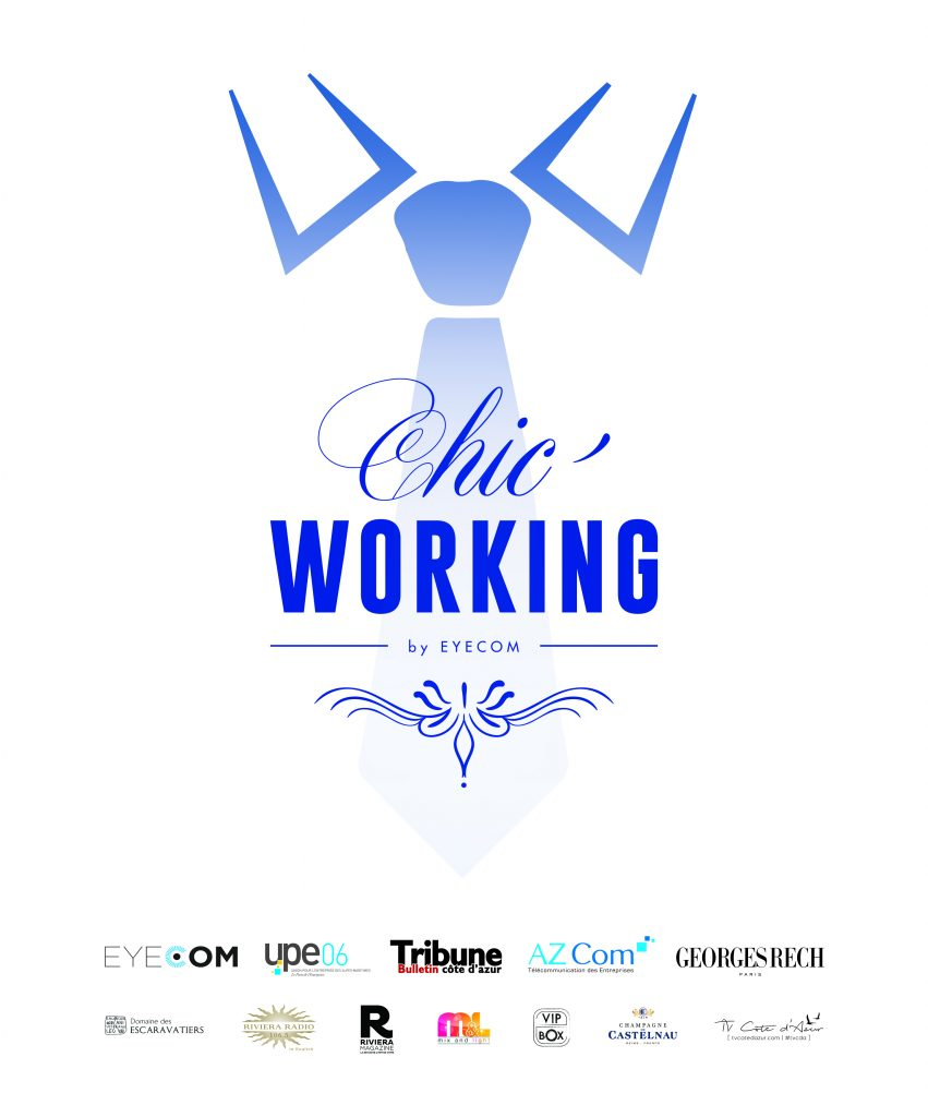 AFFICHE CHIC' WORKING