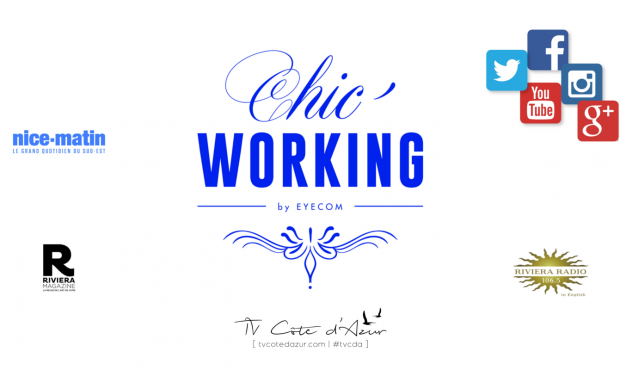 Chic' Working by EYECOM – Un véritable plan de communication