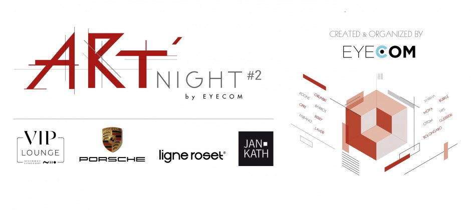 ART' Night #2, un rendez-vous sur l'Art et le Design