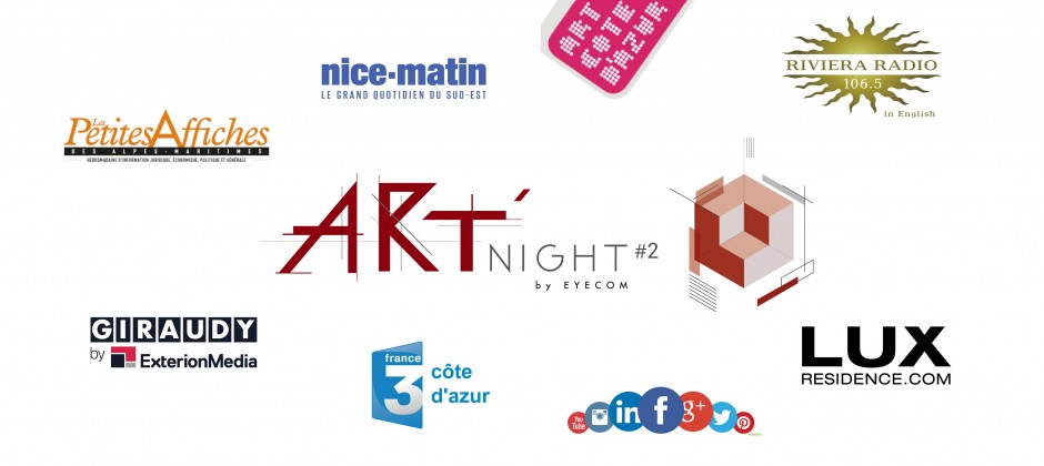 ART' Night #2 – Un véritable plan de communication
