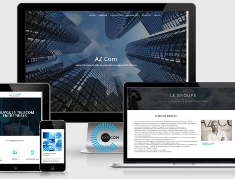 AZ Com, Bouygues Telecom Entreprises