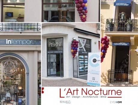 L'Art Nocturne by EYECOM