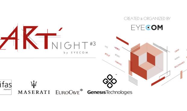 ART' Night #3, un rendez-vous annuel sur l'Art et le Design